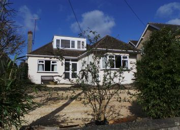 Thumbnail 4 bed detached bungalow for sale in Pew Hill, Chippenham