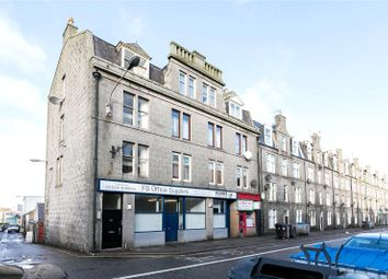 Thumbnail 2 bed flat to rent in Top Floor Flat, 48E Menzies Road, Torry, Aberdeen