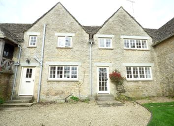 Thumbnail 3 bedroom cottage to rent in Victoria Road, Quenington, Cirencester