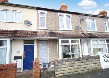 Thumbnail 2 bedroom terraced house for sale in Birch Street, Swindon