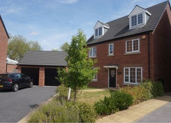 Thumbnail 5 bed detached house for sale in Red Kite Avenue, Rotherham