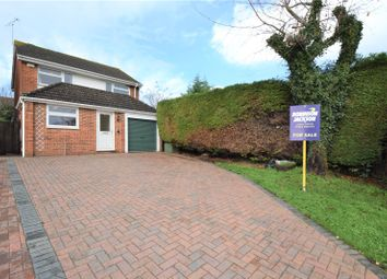 Thumbnail 3 bed detached house for sale in Dahlia Drive, Swanley, Kent