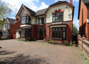 Thumbnail 4 bed detached house to rent in Lichfield Road, Walsall