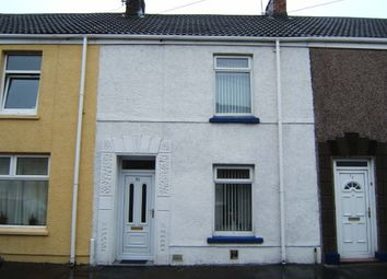 Thumbnail 2 bedroom terraced house to rent in Llewellyn Street, Llanelli, Llanelli, Carmarthenshire