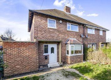 Thumbnail 3 bedroom semi-detached house for sale in Smelter Wood Drive, Woodhouse, Sheffield