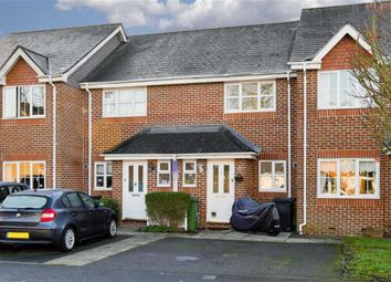Thumbnail 2 bed terraced house for sale in Manor Crescent, Epsom, Surrey