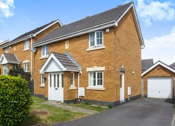 Thumbnail 3 bed detached house for sale in Murrel Close, St.Mary's Field, Cardiff
