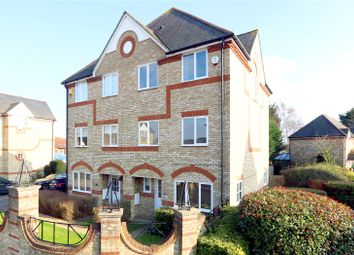 Thumbnail 4 bed semi-detached house for sale in Norbury Avenue, Watford