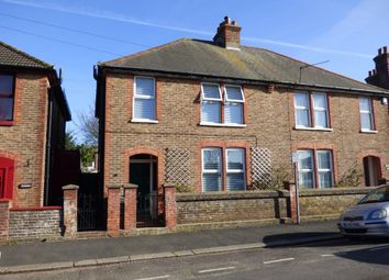 Thumbnail 3 bed semi-detached house for sale in Spencer Street, Bognor Regis