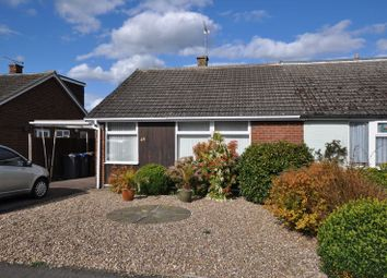 Thumbnail 2 bed semi-detached bungalow for sale in Walford Road, Rolleston-On-Dove, Burton-On-Trent