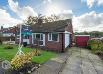 Thumbnail 2 bedroom semi-detached bungalow for sale in Briggs Fold Road, Egerton, Bolton
