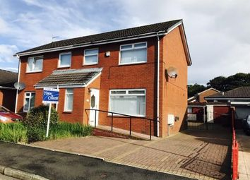 Thumbnail 3 bed semi-detached house for sale in Saughs Place, Glendale Estate, Robroyston