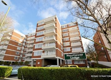 Thumbnail 2 bed flat to rent in Mayflower Lodge, Regents Park Road, London