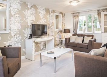 """Thumbnail 3 bed detached house for sale in """"Morpeth"""" at Poplar Close, Plympton, Plymouth"""