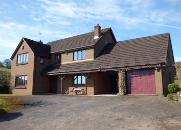 Thumbnail 3 bed detached house to rent in Bellmont House, Llangwm, Chepstow