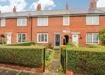 Thumbnail 3 bed terraced house for sale in Carrfield Road, Kenton, Newcastle Upon Tyne