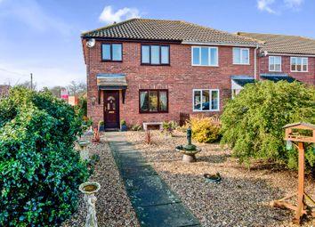 Thumbnail 3 bedroom semi-detached house for sale in Millfield, Castleton Way, Eye