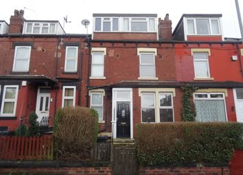 Thumbnail 3 bed terraced house for sale in Strathmore Terrace, Leeds
