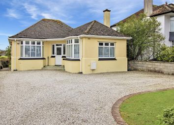 Thumbnail 4 bed detached bungalow for sale in St. Annes Road, Newquay