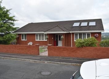 Thumbnail 4 bed detached house for sale in Rhydycoed, Birchgrove, Swansea