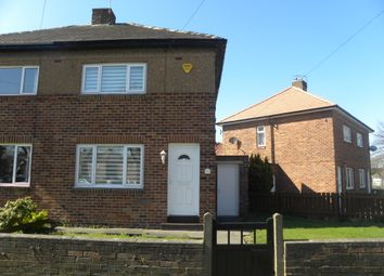 Thumbnail 2 bed semi-detached house to rent in Seaburn View, New Hartley, Tyne & Wear