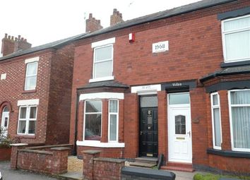 Thumbnail 2 bed semi-detached house to rent in Crook Lane, Winsford