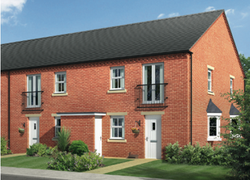 Thumbnail 2 bed mews house to rent in Martival Court, Ashby De La Zouch