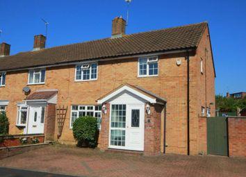 Thumbnail 4 bed end terrace house for sale in Honeycross Road, Hemel Hempstead