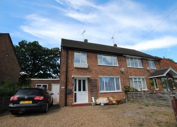 Thumbnail 3 bed semi-detached house to rent in Longs Way, Wokingham