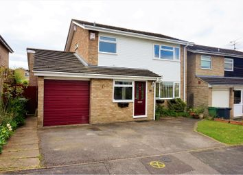Thumbnail 3 bedroom detached house for sale in Hollyhock Close, Basingstoke