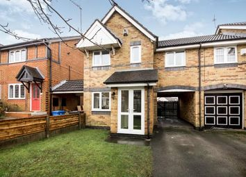 Thumbnail 3 bed semi-detached house for sale in Lynton Avenue, Pendlebury, Swinton, Manchester