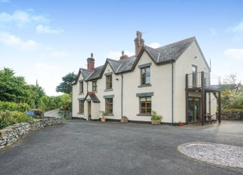 Thumbnail 4 bed semi-detached house for sale in Cynwyd, Corwen