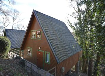 Thumbnail 2 bed detached house for sale in Finlake Holiday Park, Chudleigh, Devon