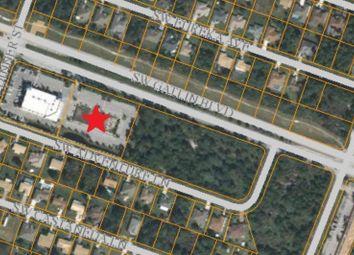 Thumbnail Land for sale in 1070 Sw Gatlin Boulevard, Port Saint Lucie, Fl, 34953