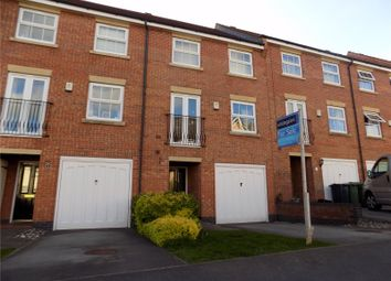Thumbnail 4 bed terraced house for sale in Greyfriars Close, Heanor, Derbyshire