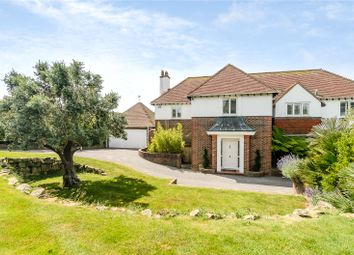 Thumbnail 6 bed detached house for sale in Longhill Road, Ovingdean, East Sussex