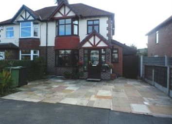 Thumbnail 3 bed semi-detached house to rent in Nickleby Road, Poynton, Stockport