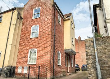 4 bed end terrace house for sale in Kings Arms Street, North Walsham NR28