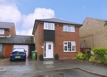 Thumbnail 4 bed detached house for sale in Stanegate, Sawtry, Huntingdon