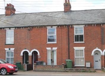 Thumbnail 2 bed terraced house for sale in Diss, Norfolk