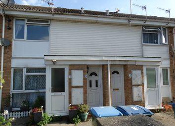 Thumbnail 1 bed flat to rent in Plover Close, Bognor Regis