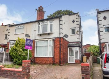 Thumbnail 3 bed semi-detached house for sale in Walker Avenue, Bolton