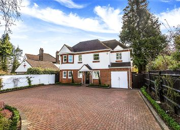 Thumbnail 4 bed detached house for sale in The Ridgeway, Stanmore, Middlesex