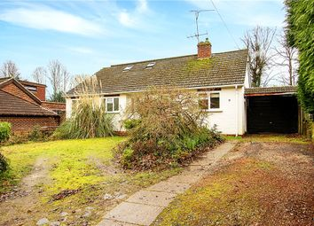 Thumbnail 3 bed detached house for sale in Forest End Road, Little Sandhurst, Berkshire