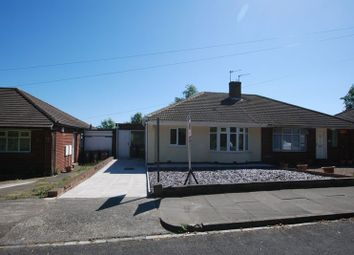 Thumbnail 2 bed semi-detached bungalow for sale in Cranwell Drive, Wideopen, Newcastle Upon Tyne