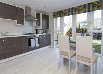 "Thumbnail 3 bedroom end terrace house for sale in ""Coull"" at Frogston Road East, Edinburgh"