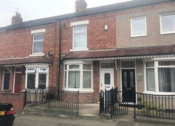 Thumbnail 2 bed terraced house to rent in Hamsterley Street, Darlington