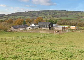 Thumbnail 3 bed farmhouse for sale in Cwmdu, Llandeilo