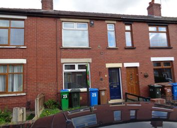 Thumbnail 3 bed terraced house to rent in Hulbert Street, Middleton, Manchester