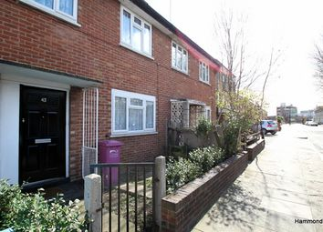 Thumbnail 3 bedroom semi-detached house to rent in St. Leonards Street, Bow, London